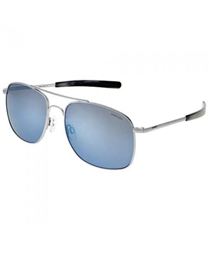 Randolph USA | Anderson Aviator Classic Sunglasses for Men or Women Polarized 100% UV