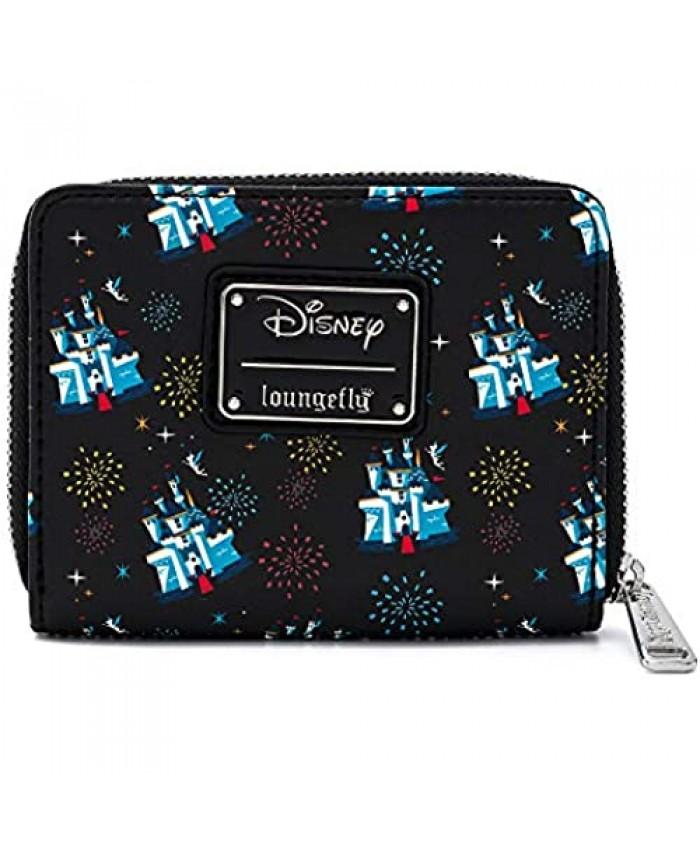 Funko Loungefly: Disney 65th - Mini Zip Around Wallet